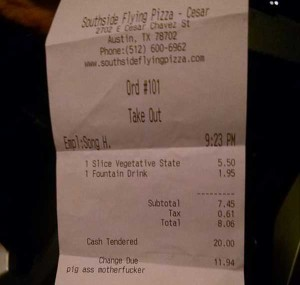 southside-flying-pizza-austin-police-pig-receipt