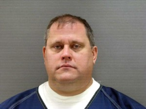 Dec. 2016 courtesy photo of Timothy Scott Dorway. Minnesota Bureau of Criminal Apprehension (BCA) agents arrested Dorway, 44, at his home in Victoria on Dec. 13, 2016. Dorway was arrested without incident and booked into the Carver County Jail on suspicion of possessing pornography involving minors. BCA agents with the Internet Crimes Against Children Task Force (ICAC) arrested Mr. Dorway following the execution of search warrants at Mr. Dorway's residence and at Chanhassen High School in Chanhassen where Mr. Dorway is the principal. The warrants were executed with assistance from investigators with the Carver County Sheriff's Office. The BCA's investigation is active and ongoing. Charges in this case are pending. Photo courtesy of the Carver County Sheriff's Office.